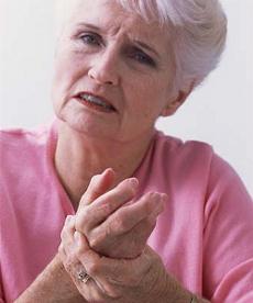 Arthritis Schmerzen