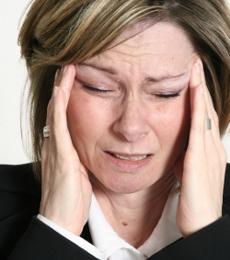 Migräne Schmerzen