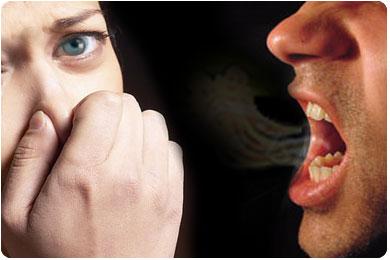 Mundgeruch Probleme